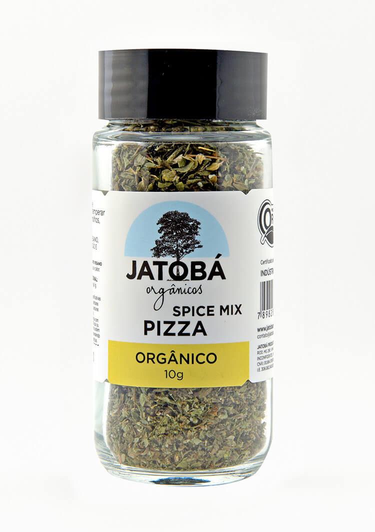 Spice Mix Pizza